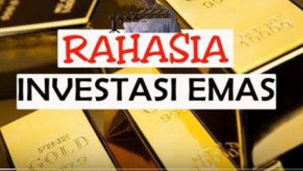 TOP Cara Investasi Emas Agar Meraup Untung Besar Berlipat Ganda Per Tahun
