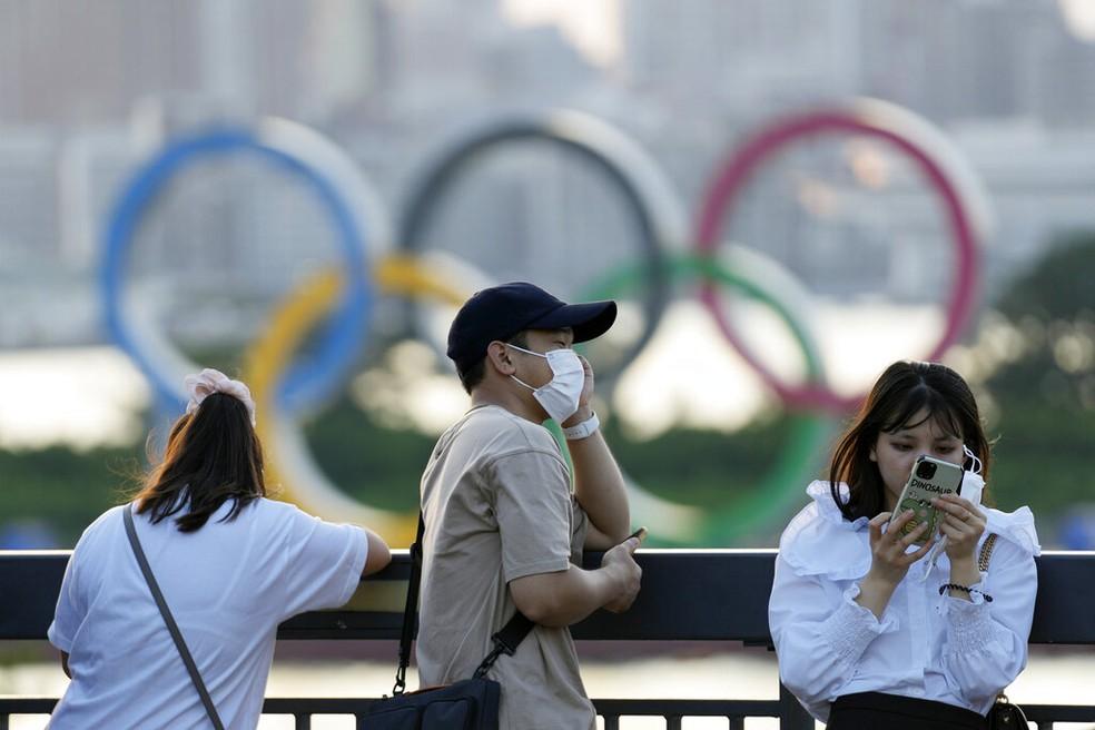 Japão registra recorde de casos diários de Covid em meio as Olímpiadas
