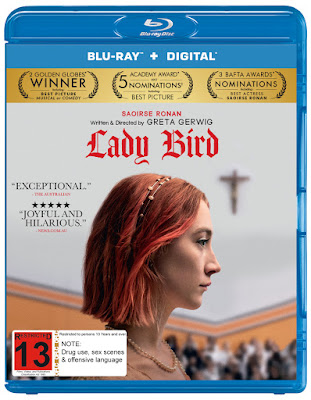 Win a copy of Lady Bird