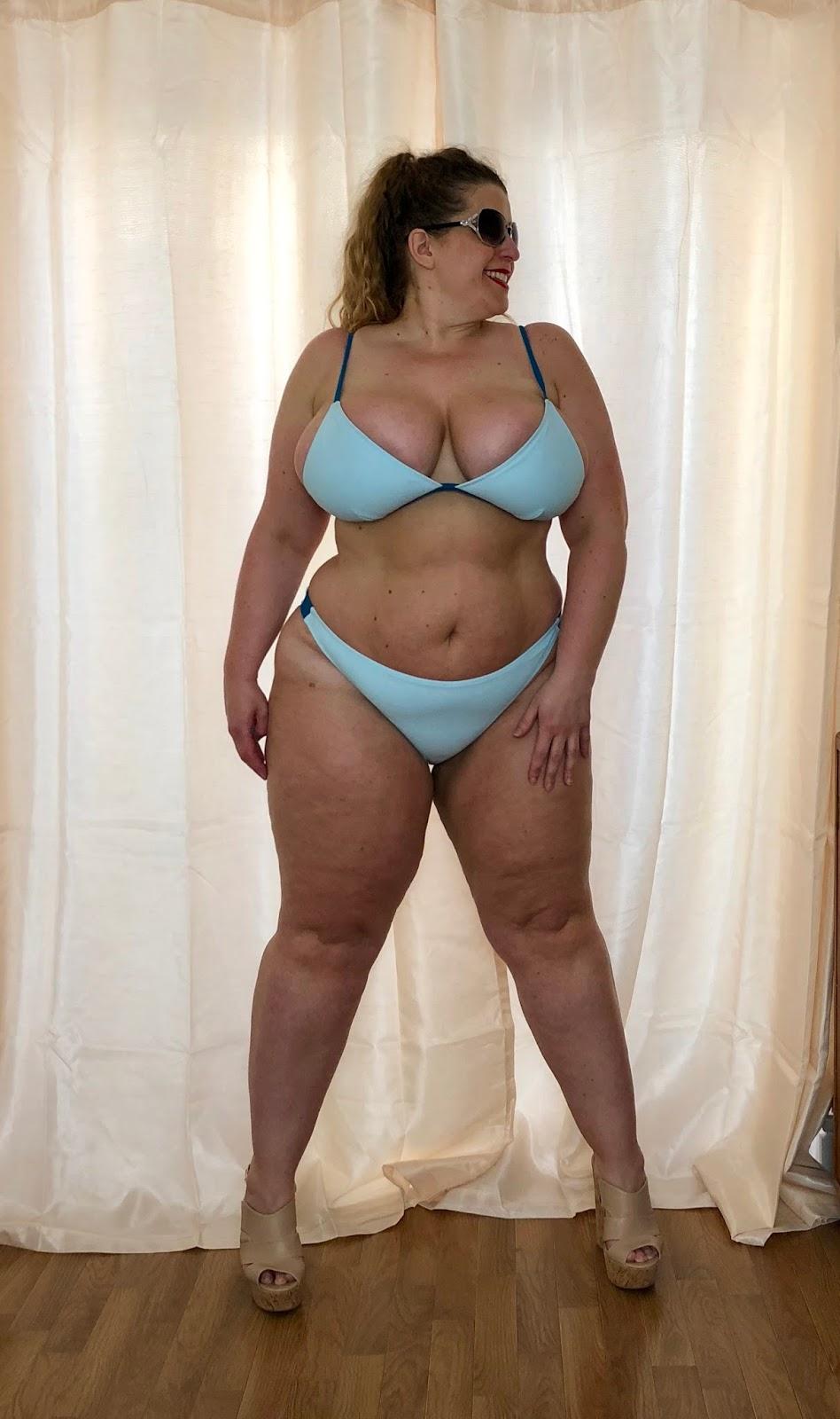 Forever 21+ Contrast Bikini