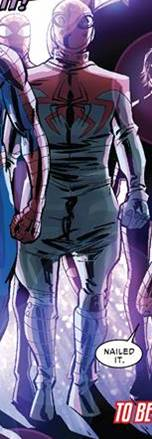 Ben Parker se convirtió en Spiderman