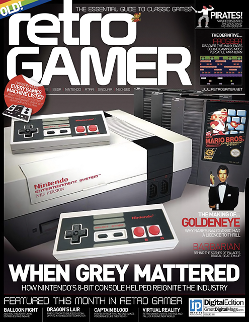 Retro Gamer Digital