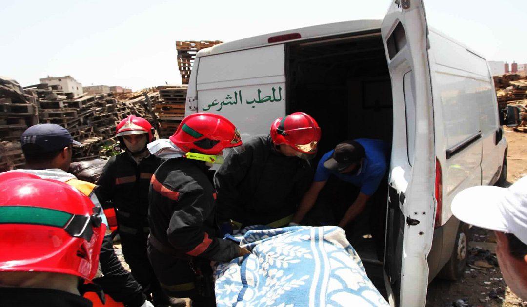 مقتل شخص واصابة آخرين في حادثة سير مروعة بميدلت