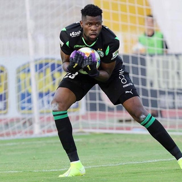 Super Eagles Goalkeeper, Francis Uzoho Is Now A Proud Father