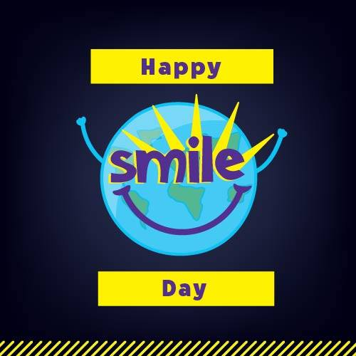 World Smile Day Wishes Images
