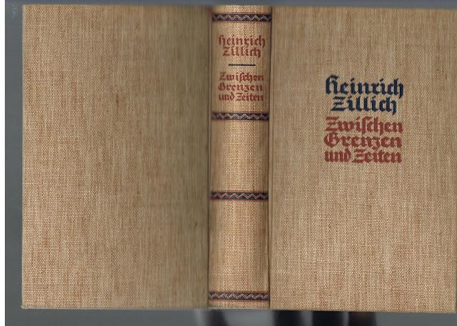 Zwischen Grenzen und Zeiten (1936)