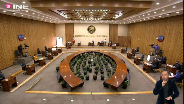 Termina plazo para que partidos políticos y coaliciones puedan sustituir por renuncia a candidaturas a diputaciones federales