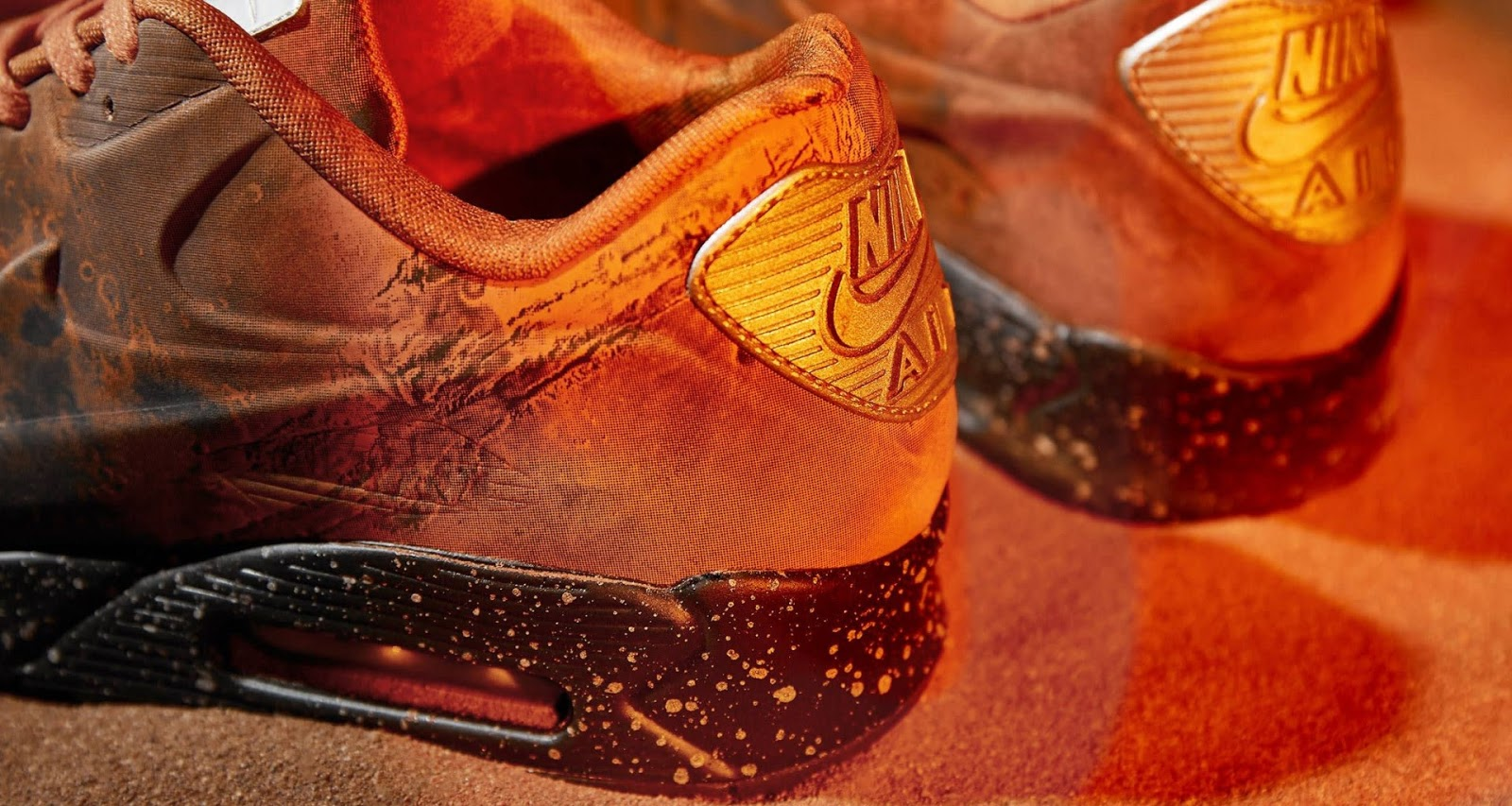 detailed look 310d2 f73c1 SEARCH TRENDS  Nike Air Max 90 Mars Landing
