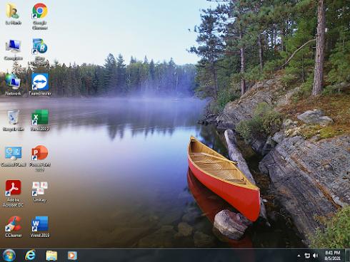Bộ cài Windows 7 Ultimate SP1 - Full Soft (64-bit)