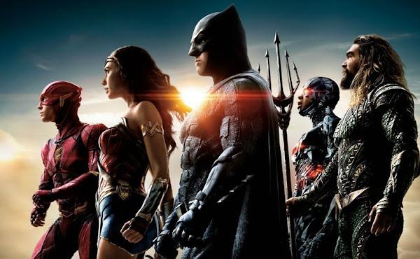 Geoff Johns e Jon Berg não estão mais envolvidos na 'Liga da Justiça' de Zack Snyder