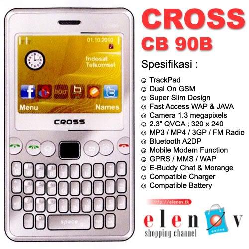 aplikasi cross cb90b