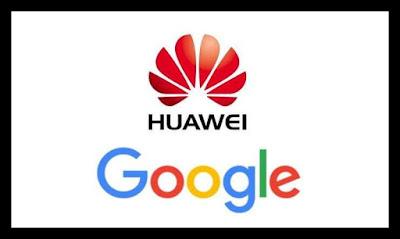Google a suspendu ses relations avec Huawei