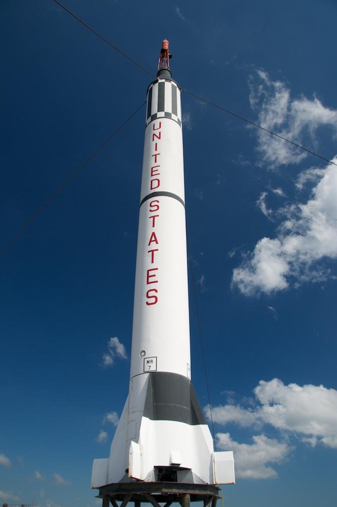 nasa redstone rocket model - photo #38