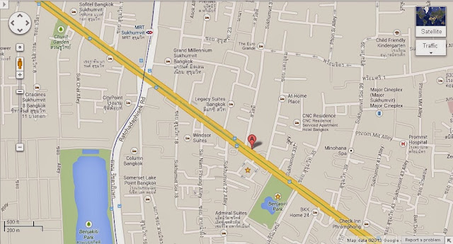 The LAB Bangkok Location Map,Location Map of The LAB Bangkok,The LAB Bangkok accommodation destinations attractions hotels map reviews photos pictures