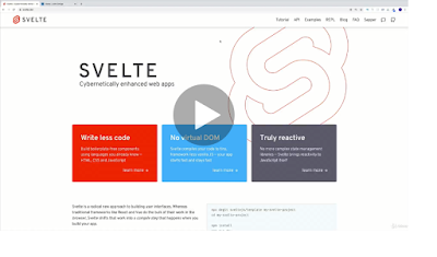 best course to learn Svelte.js for web developers