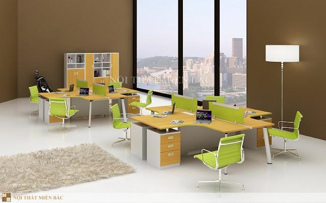 Sử dụng nội thất văn phòng nhập khẩu nhằm tạo không gian làm việc chuyên nghiệp, hiện đại nhất