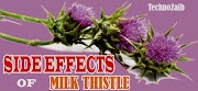 Side effects Milk thistle