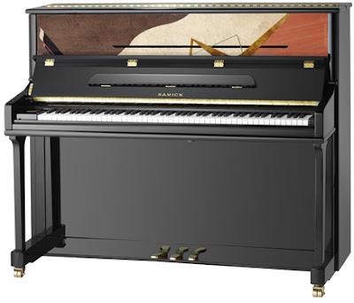 dan Piano Samick J301B