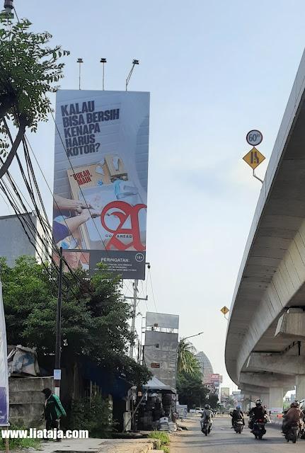 Kumpulan Quotes lucu di Baliho Iklan R0kok A-Mild Go Ahead - liataja.com