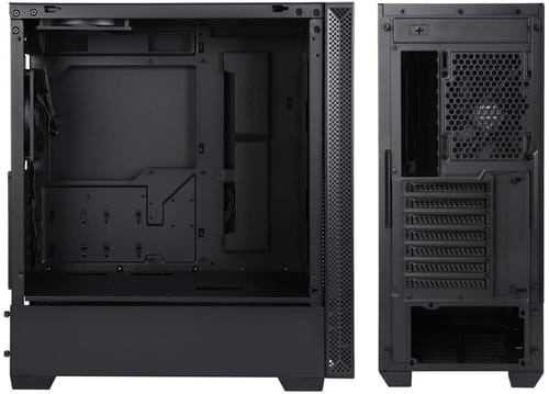 Review LIAN LI Mid-Tower Chassis ATX Computer Case