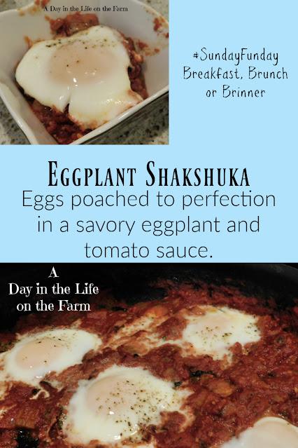 Eggplant Shakshuka pin