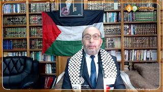 مباشر لفضيلة الدكتور علي_حليتيم حول نصرة القدس