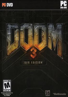 Capa do Doom 3 — BFG Edition