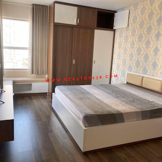 sunrise city north tower 03 bedrooms full-furniture for rent