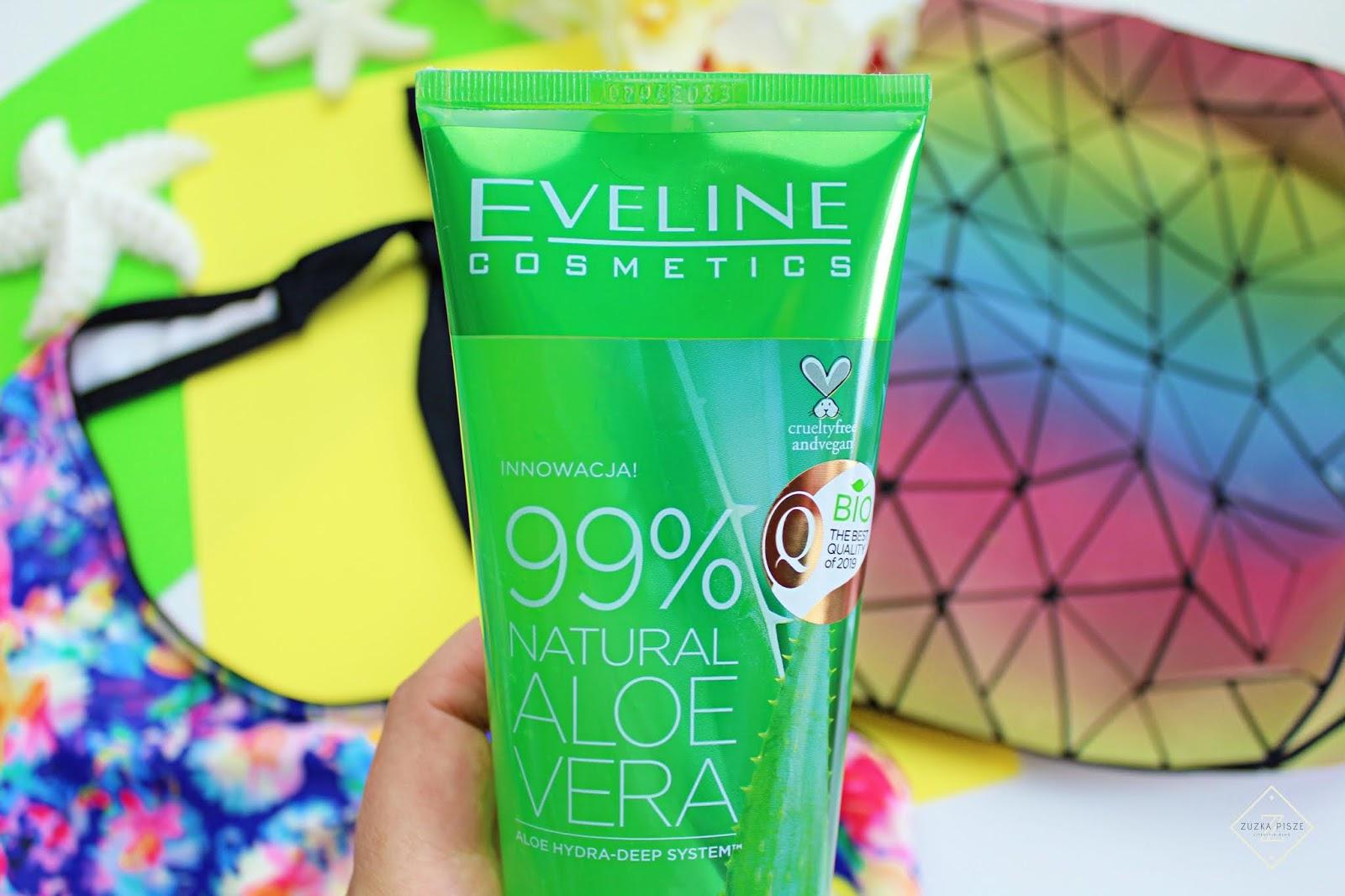 Multifunkcyjny żel do ciała i twarzy Aloes 99% Eveline Cosmetics