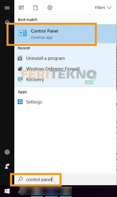 cara uninstall software di pc laptop 2