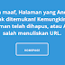 Cara Membuat Halaman Error 404 Responsive & Simple