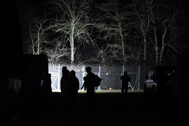 Καστανιές: Κάτοικοι συμμετέχουν ενεργά στην φύλαξη των συνόρων