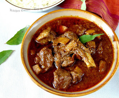 Naadan Mutton Curry