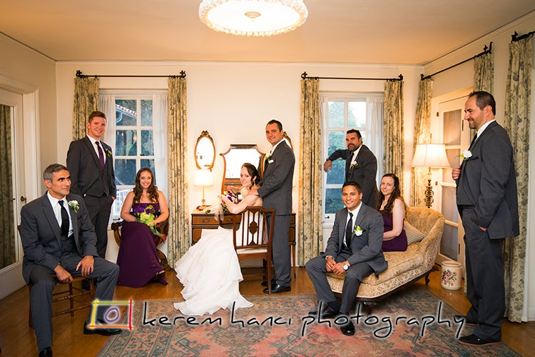 Kellogg House and Mr. Kellogg's room provide an inspirational environment for wedding shoots.
