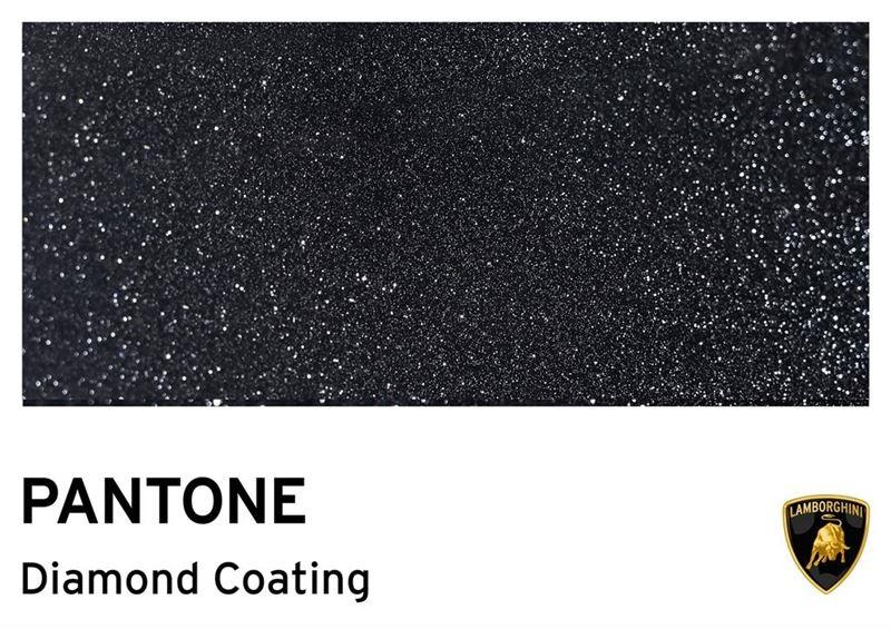The last frontier of color: diamond dust paint