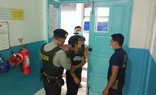 Resahkan Pasien di RSUD Putussibau, Orang Mabuk Digelandang Polisi