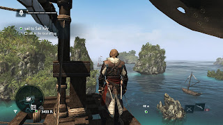 Assassin's Creed IV Black Flag (XBOX360) DUBLADO PT-BR