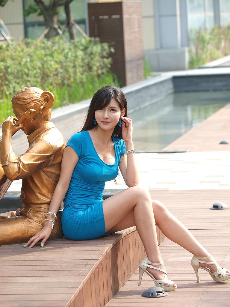 xxx nude girls: Lovely Lady - Cha Sun Hwa