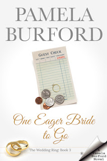 One Eager Bride to Go by Pamela Burford