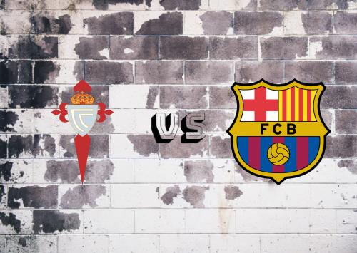 Celta de Vigo vs Barcelona  Resumen y Partido Completo