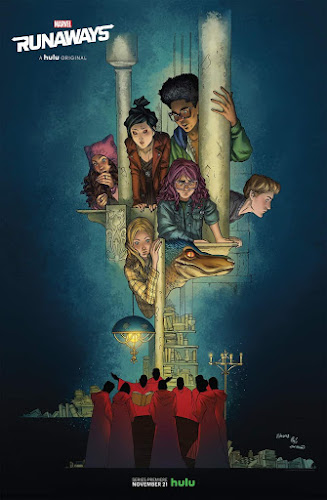 Runaways Temporada 1 (Web-DL 720p Ingles Subtitulada) (2017)