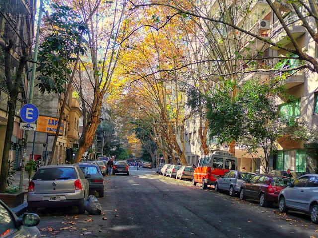 Calle de Buenos Aires
