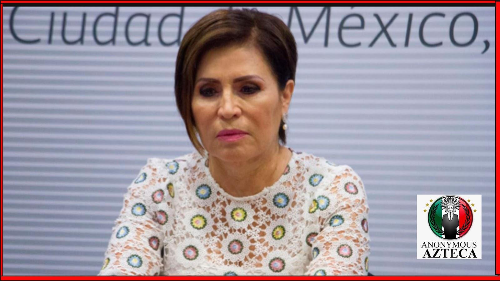 PAN ve urgente que se actúe legalmente contra Rosario Robles