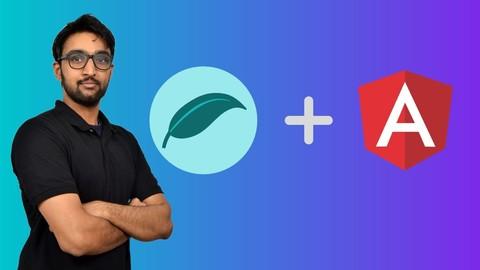 Spring Boot REST & Angular + Full Stack Application!