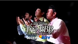 Biodata Lengkap Pemain Sinetron Trio BBB Menguak Takdir SCTV