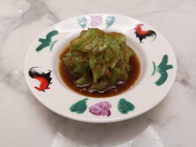 蒜蓉拌日本脆瓜