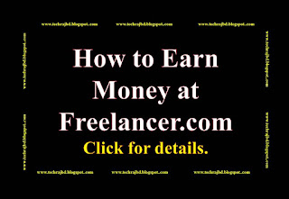 How to Earn Money at Freelancer.com-Learn and Earn
