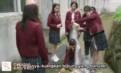 Adegan Bullying di School 2015