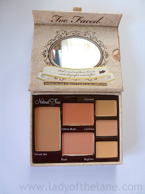 Too Faced Natural Radiance Palette