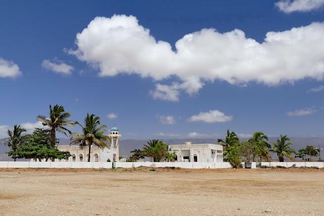 Oman, Roadtrip, Übersicht, Oase, Moschee, Salalah, Marriott, Palmen